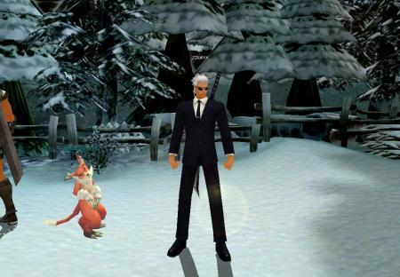 imagem do jogo Cabal